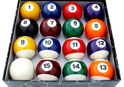 Kelly Pool Ball 2