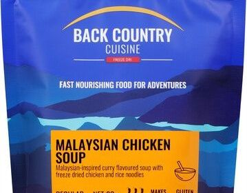 Back Country Malaysian Chicken Soup