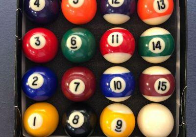 Kelly Pool Snooker Billiard Table Balls 1 & 7/8 inch