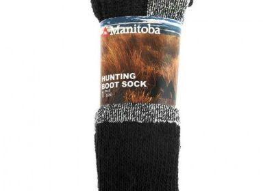 Manitoba Hunting Boot Sock