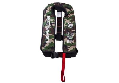 Watersnake Manual Level 150 Inflatable PFD Life Jacket Adult