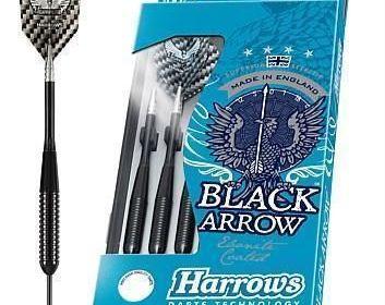Harrows Black Arrows Darts