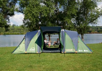 Kiwi Camping - Takahe 6 Dome Tent