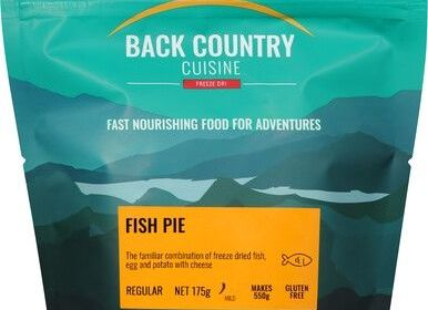 Back Country Fish Pie