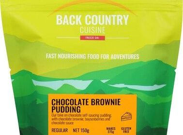 Back Country Chocolate Brownie