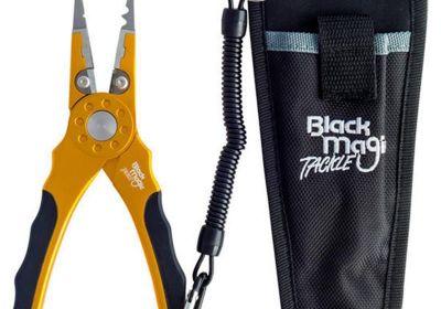 Black Magic Split Ring Pliers Gold