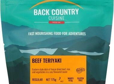 Back Country Beef Teriyaki