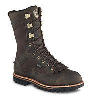 Irish Setter Elk Tracker Men's 12 inch Waterproof Leather and Insulated Boots