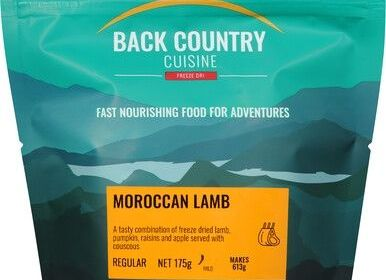 Back Country Moroccan Lamb
